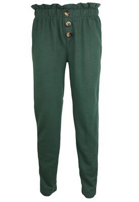 Pantaloni Lefties Charlotte Dark Green