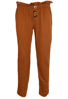 Pantaloni Lefties Berta Brown