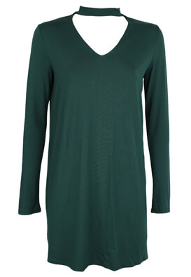 Rochie Lefties Sharon Dark Green