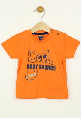 Tricou Kiabi Isaac Orange