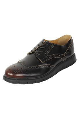 Pantofi Salsa Stefan Dark Brown