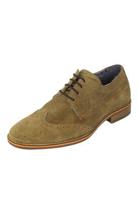 Pantofi piele Salsa Kade Brown