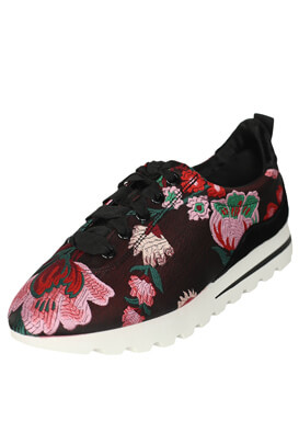 Adidasi Bershka Floral Colors