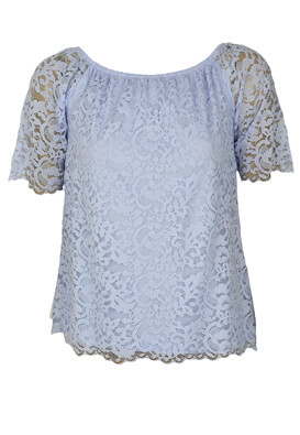 Tricou Orsay Noelle Light Blue