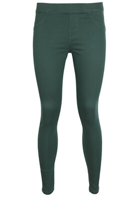 Pantaloni Lefties Katia Dark Green