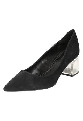Pantofi Bershka Kora Black