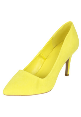 Pantofi Lefties Lizzy Yellow