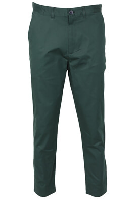 Pantaloni ZARA London Dark Green