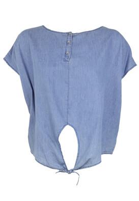 Tricou Lefties Camilla Light Blue
