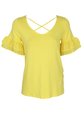Tricou Orsay Stella Yellow