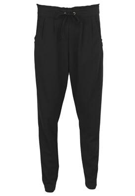 Pantaloni Jacqueline de Yong Yvette Black