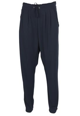 Pantaloni Jacqueline de Yong Mara Dark Blue