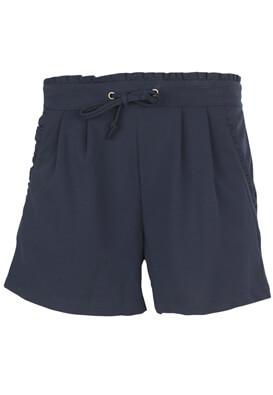 Pantaloni scurti Jacqueline de Yong Dasia Dark Blue