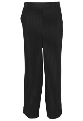 Pantaloni Jacqueline de Yong Hanna Black