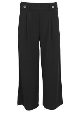 Pantaloni Jacqueline de Yong Sabrina Black