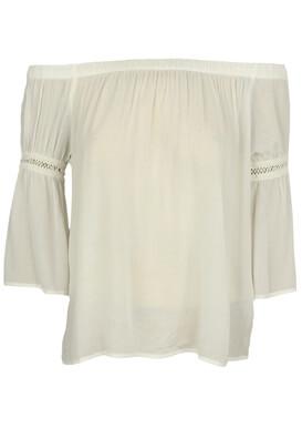 Bluza Jacqueline de Yong Elle White
