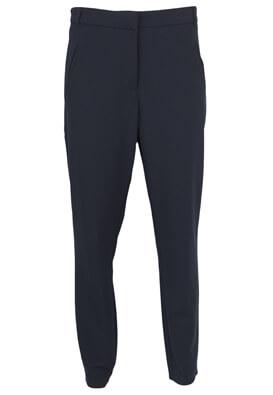 Pantaloni Jacqueline de Yong Yvette Dark Blue