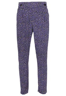 Pantaloni Jacqueline de Yong Denise Colors