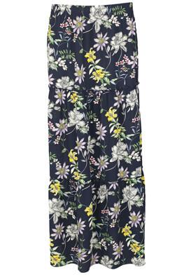 Fusta Jacqueline de Yong Floral Colors