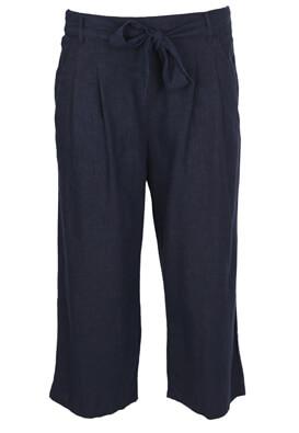 Pantaloni Jacqueline de Yong Charlotte Dark Blue
