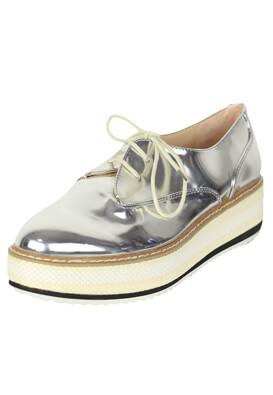 Pantofi ZARA Vanessa Silver