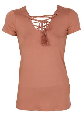 Tricou Orsay Yasmin Pink
