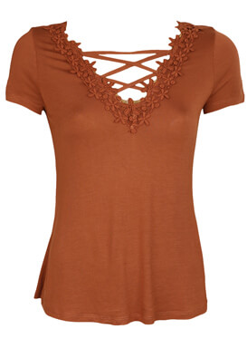Tricou Orsay Karla Brown
