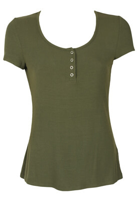 Tricou Orsay Holly Dark Green