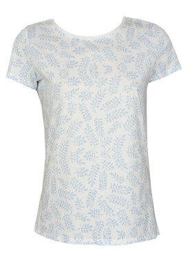 Tricou Orsay Sheena White