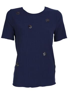Tricou Orsay Vanessa Dark Blue