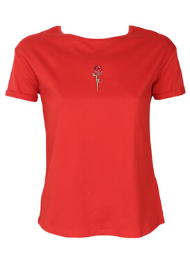 Tricou Orsay Lydia Red