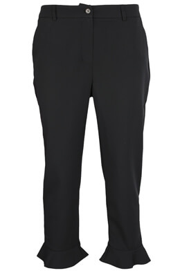 Pantaloni Lefties Dahlia Black