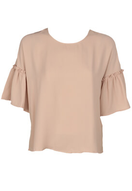Bluza Stradivarius Dasia Light Pink