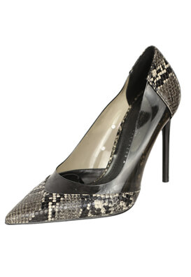 Pantofi ZARA Alexandra Dark Grey