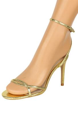 Sandale ZARA Georgia Golden