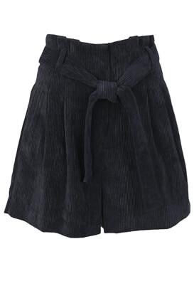 Pantaloni scurti ZARA Alexandra Dark Blue