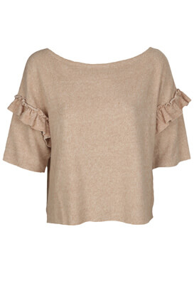Bluza Stradivarius Francesca Light Pink