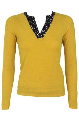 Bluza Cache Cache Alexandra Dark Yellow