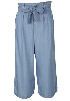 Pantaloni ZARA Manuela Light Blue