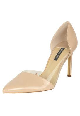 Pantofi Stradivarius Rita Light Beige