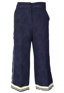 Pantaloni ZARA Yvonne Dark Blue