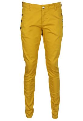 Pantaloni Orsay Betty Dark Yellow