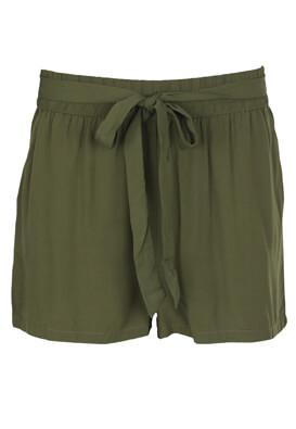 Pantaloni scurti Orsay Tina Dark Green
