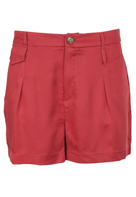 Pantaloni scurti Orsay Dahlia Dark Red