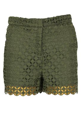 Pantaloni scurti Orsay Francesca Dark Green