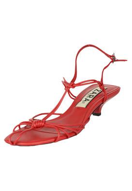 Sandale ZARA Ashley Red