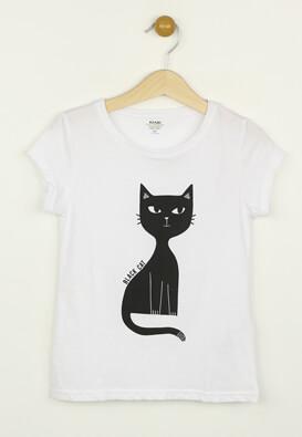 Tricou Kiabi Kitty White