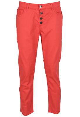 Pantaloni Kiabi Denise Dark Pink