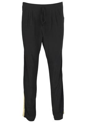 Pantaloni Kiabi Lisa Black