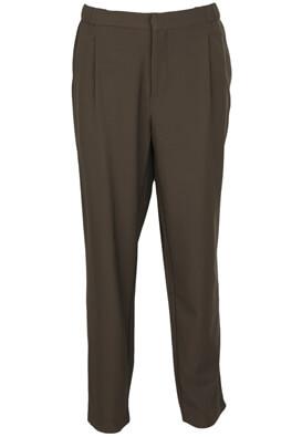Pantaloni Kiabi Julia Dark Brown